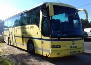 Autocarro man diesel cor amarelo caixa manual