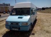 Autovivenda iveco diesel cor azul caixa manual