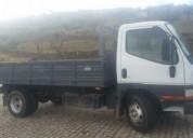 Canter 659 did ligeira do ano 2005 tri bascolante diesel cor branco caixa manual