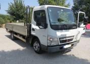 Carrinha 3500 kg em otimo estado diesel cor branco caixa manual