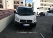 Carrinha fiat scudo 2 0 120 hp 2008 diesel cor branco caixa manual