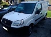 Fiat doblo 1 3 maxi cargo a mais economica da serie de 2008 diesel cor branco caixa manual