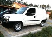 Fiat doblo diesel cor branco
