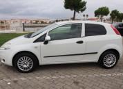 Fiat punto van diesel cor branco caixa manual