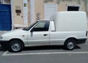 skoda felicia pick up diesel cor branco caixa manual