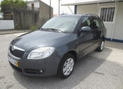 Skoda fabia break 1.2 elegance 2000 €
