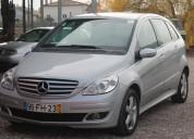 Mercedes-benz b 150 nacional