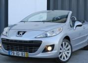 Peugeot 207 cc 1.6 hdi sport fap  6500 eur