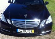 Mercedes-benz e 200 avantgard