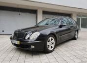 Mercedes-benz e 220 avantgarde