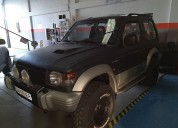 Mitsubishi pajero 2800