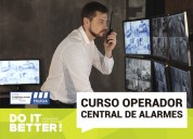 Curso operador central de alarmes