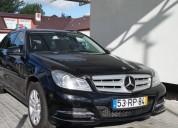 Mercedes-benz c 220 cdi avantgarde be 136g aut