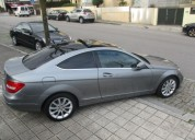 Mercedes-benz c 220 cdi be aut.