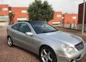 Mercedes-benz c 220 cdi evolution aut.  4000 eur