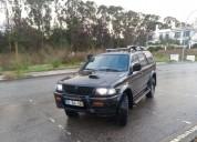 Mitsubishi pajero sport  2500 eur