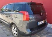 Peugeot 5008 1.6hdi 5 lugares  5000 €