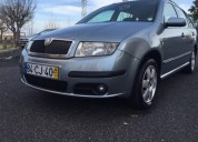Skoda fabia break 1.4 tdi elegance 1900€