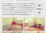 Casa com 2 quartos alugar a estudantes