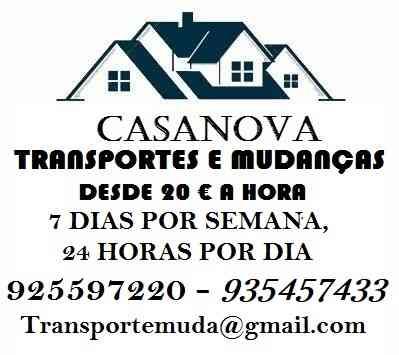 Mudanças Casa Nova 925597220 Lisboa