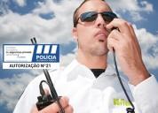 Curso formação vigiliante de segurança privada