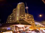 Oferta de trabalho h / f no toronto hotel canada