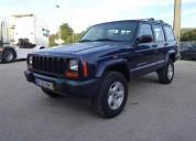 Jeep cherokee 2.5 td sport 116cv