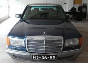 Mercedes-benz 280 se t.a. a.c. 1981