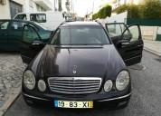 Mercedes-benz e 220 cdi nacional 5000€