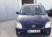 Opel agila 1.2 1.550
