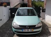 Opel corsa 1.7 tdi ac 5 lug  1950€