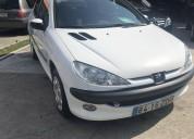 Peugeot 206 1.4hdi 5 lugares