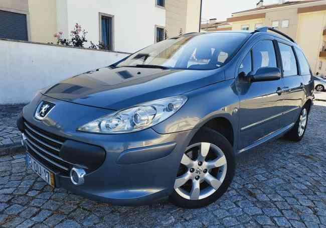 Peugeot 307 Break HDi Selo antig