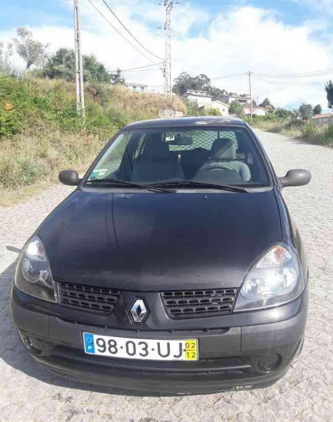 Renault Clio 1.5 Dci  1500€