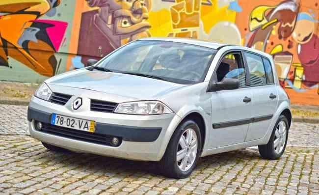 Renault Mégane 1.5dCi