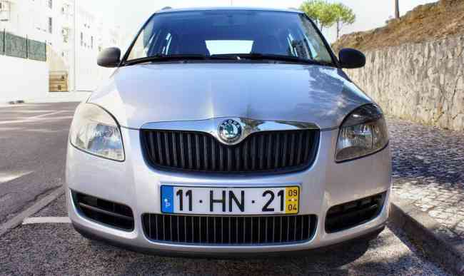 Skoda Fabia Break 1.4 TDi Active