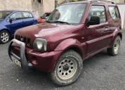 Suzuki jimny 1.3  2750€