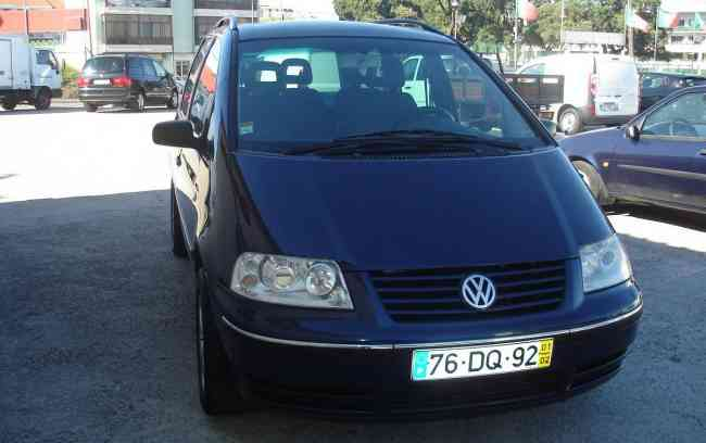 VW Sharan 1900 tdi
