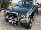 Toyota hilux traker