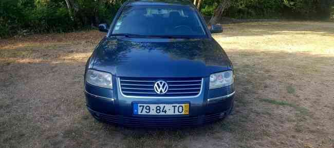 VW Passat 1.9-130CV-CX6
