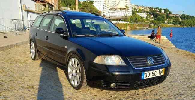 VW Passat 1.9 TDI  3000€
