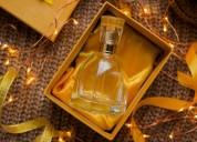 Campanha de natal - Área de perfumaria admite cola