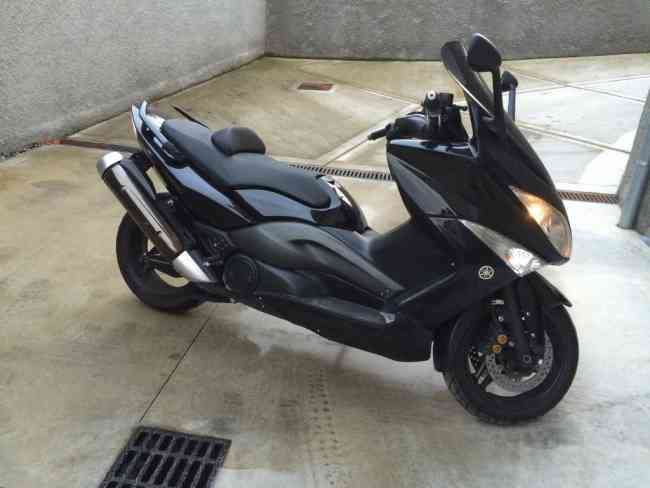 yamaha t-max xp 500 (scooter)