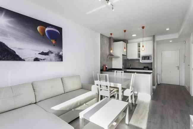 Apartamento T1 mobilado e renovado em Lisboa
