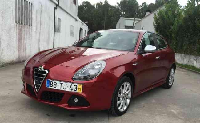 Alfa Romeo Giulietta progression