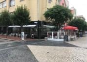 Trespasse cafe espinho 160 m2