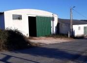 Armazem open space em estado novo norte de santarem 450 m2