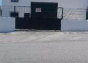 Aluga se armazem comercial em vidigueira 375 m2