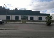 Armazem zona industrial ulme chamusca santarem 900 m2