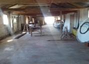 Alugo armazens 260 m2